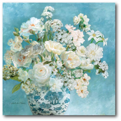 Savannah'S Garden I Canvas Wall Art