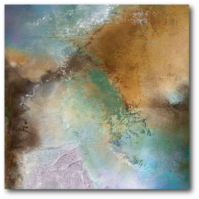Moonstone III Canvas Wall Art