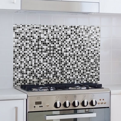 Wall Pops Mosaic Kitchen Panel Decal