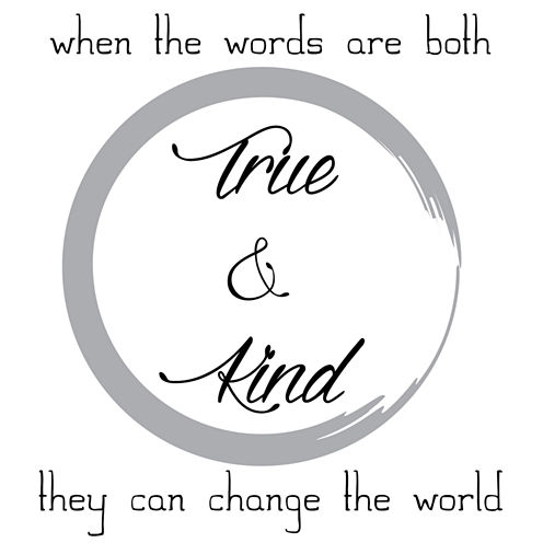 Wall Pops True and Kind Wall Decals