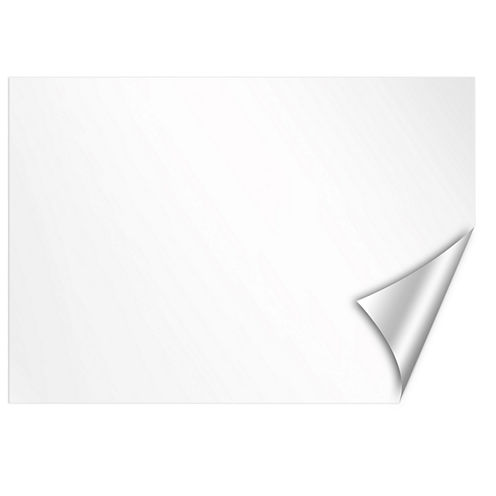 Wall Pops White Dry Erase Message Board Decal - Set of 2