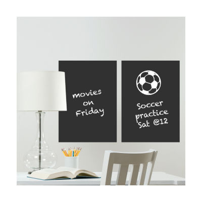 Brewster Chalkboard Wall Decal - Set of 2