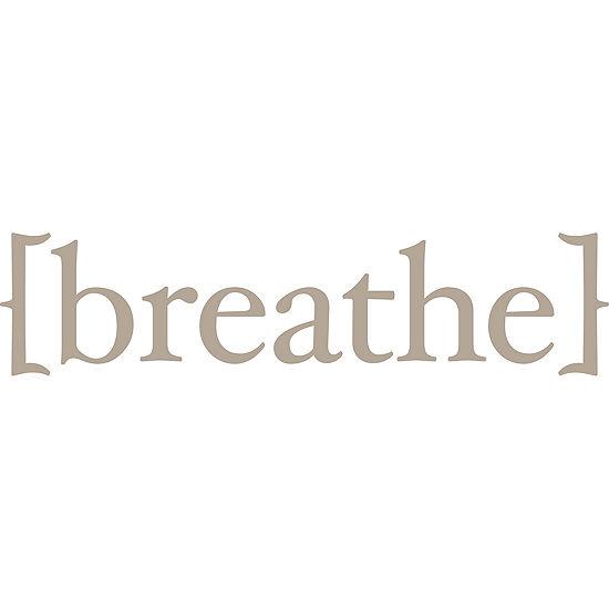 WallPops Breathe Wall Quote
