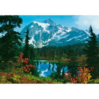 Mountain Morning Wall Mural