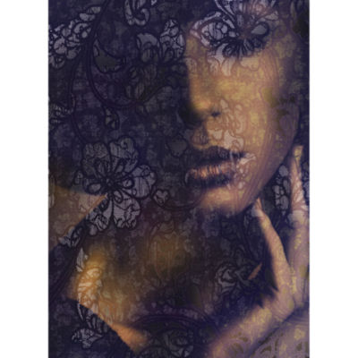 Lace Wall Mural