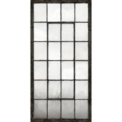 Warehouse Windows Mural