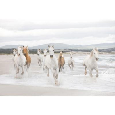 White Horses Mural