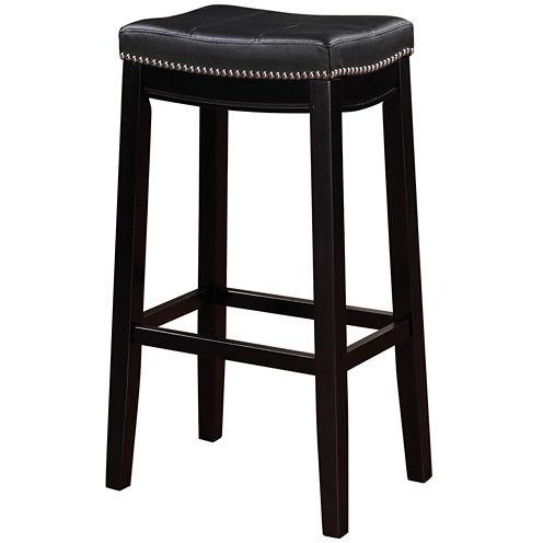 Claridge Black Bar Stool