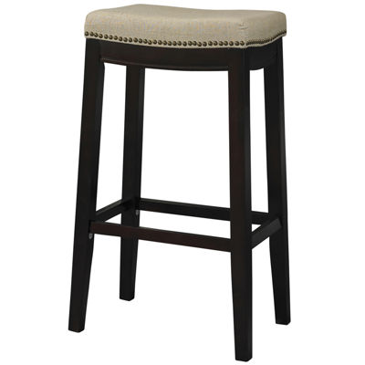 HAMPTON FABRIC TOP BARSTOOL