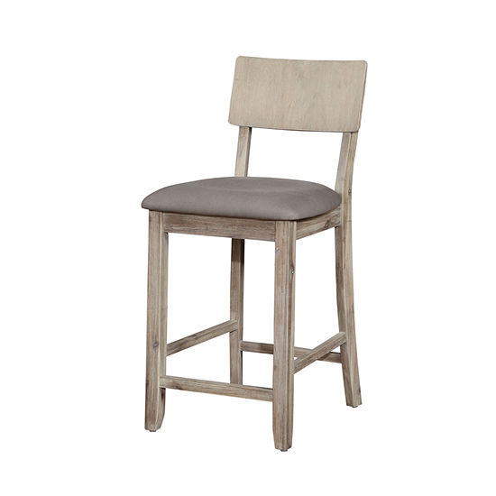 Jordan Upholstered Bar Stool
