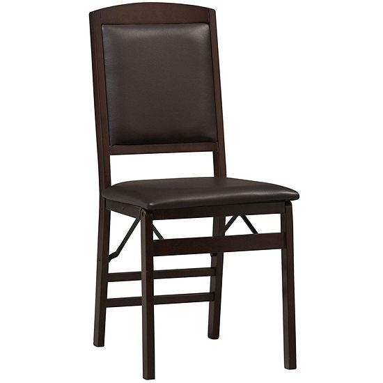 Kiera Pad Back Folding Chair
