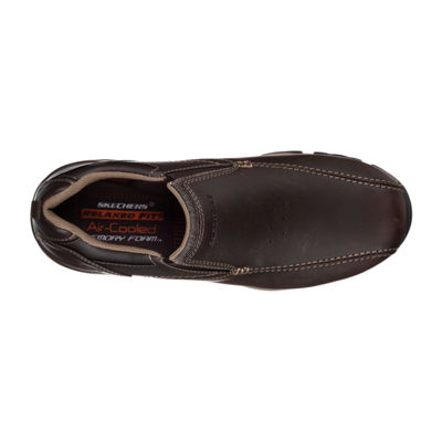Skechers Rovato Mens Slip-On Shoes Slip-on