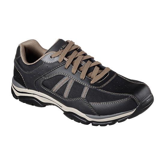 Skechers Mens Rovato Oxford Shoes