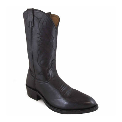 """Smoky Mountain Men's Denver 11"""" Leather Cowboy Boot"""