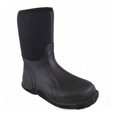 Smoky Mountain Mens Slip Resistant Rain Boots