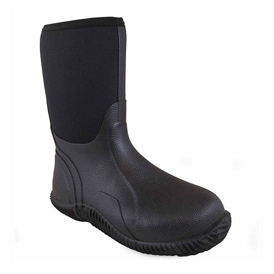 Smoky Mountain Mens Rain Boots Slip Resistant