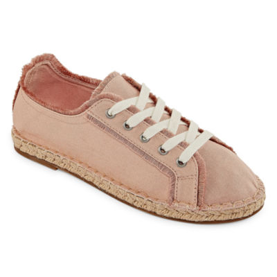 Pop Womens Arcita Oxford Shoes Lace-up Closed Toe