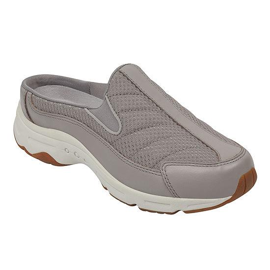 Easy Spirit Womens Hotrace Round Toe Slip-On Shoe