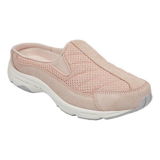 Easy Spirit Womens Hotrace Slip-On Shoe Round Toe