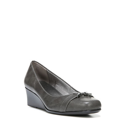 Lifestride Womens Getup Slip-On Shoes Slip-on Square Toe