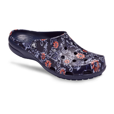 Crocs Womens Freesail Clogs Slip-on Round Toe