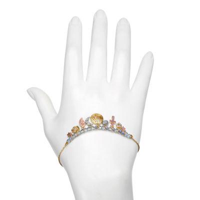 Mixit Delicate Womens Charm Bracelet