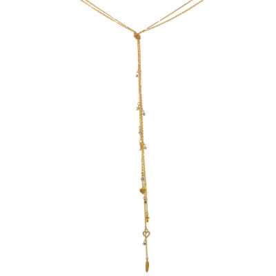 Mixit Delicate Statement Necklace