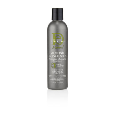 Design Essentials Natural Almond & Avocado Intense Moisturizing & Detangling Conditioner 8 oz
