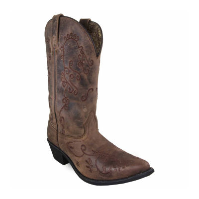 Smoky Mountain Womens Cowboy Boots Wide