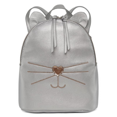 T-Shirt & Jeans Cat Mini Backpack