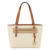 Liz Claiborne Jess Shopper Tote Bag Deals