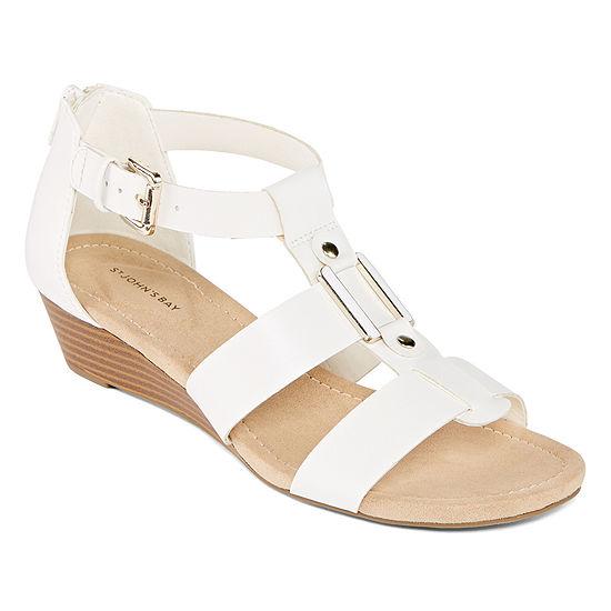 St. Johns Bay Ninette Womens Sandal