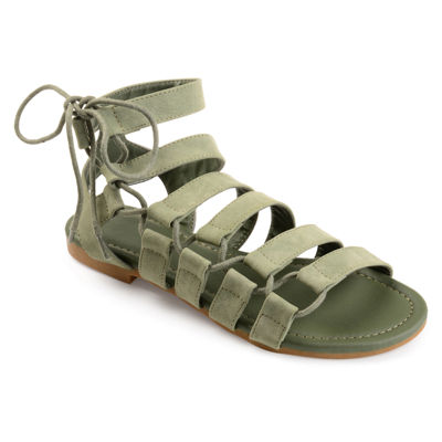 Journee Collection Cleo Womens Flat Sandals
