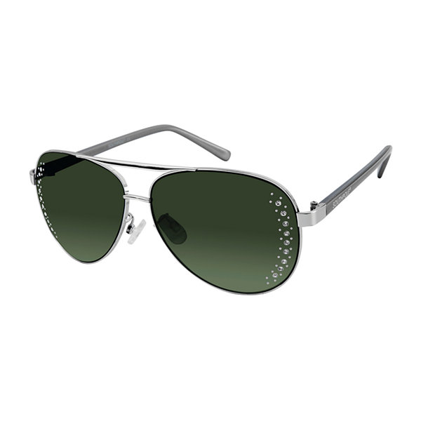 South Pole Full Frame Aviator UV Protection Sunglasses-Womens