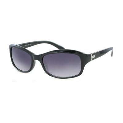 Glance Full Frame Shield UV Protection Sunglasses-Womens