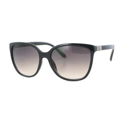 Glance Full Frame Cat Eye UV Protection Sunglasses-Womens