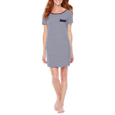 Liz Claiborne® Knit Nightshirt