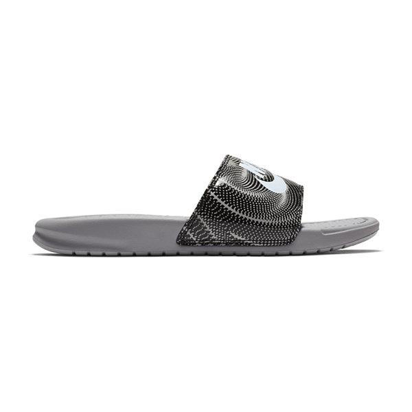 Nike Benassi Jdi Print Womens Slide Sandals