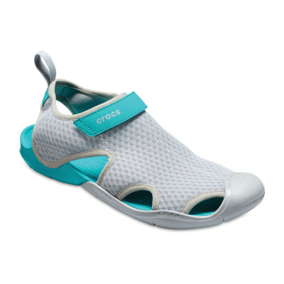 Crocs Womens Swiftwater Slide Sandals