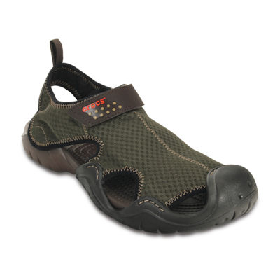 Crocs Mens Swiftwater Strap Sandals