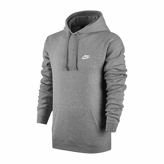 Nike Cotton Fleece Pullover Hoody