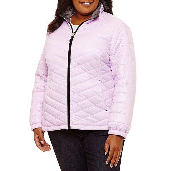 Free Country Microfiber Water Resistant Heavyweight 3-In-1 System Jacket-Plus