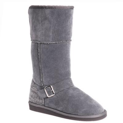 Muk Luks Chelsea Womens Winter Boots