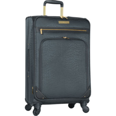 "Liz Claiborne Aubree 24"" Expandable Spinner Luggage"