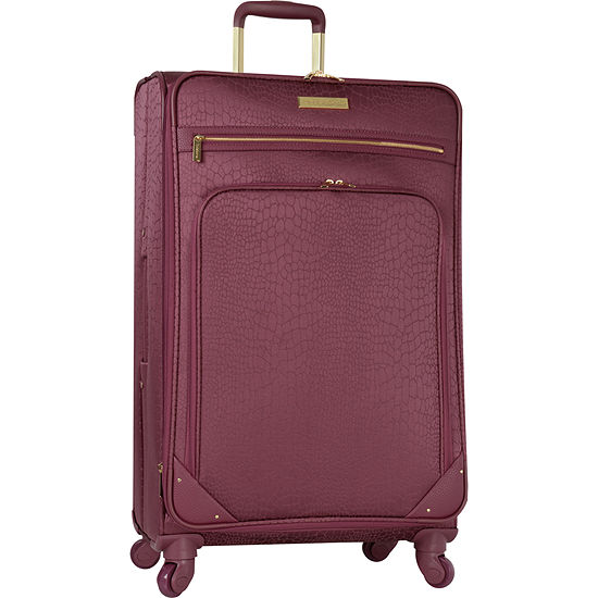 "Liz Claiborne Aubree 28"" Expandable Spinner Luggage"