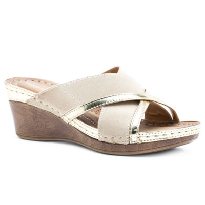 GC Sonia Wedge Sandal