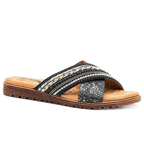 GC Shoes Womens Ari Slide Sandals