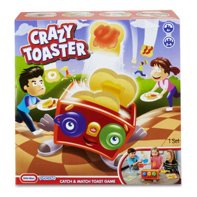 Crazy Toaster Little Tikes Game