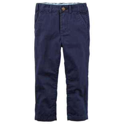 Carter's Flat Front Pants-Toddler Boys