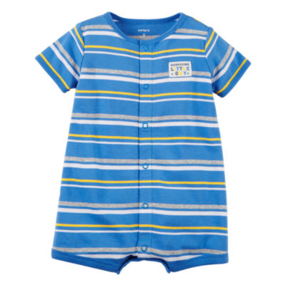 Carter's Short Sleeve Creeper - Baby Boy
